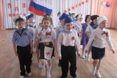 Утренники посвященные празднованию Великой победы 9 мая (2016г.)